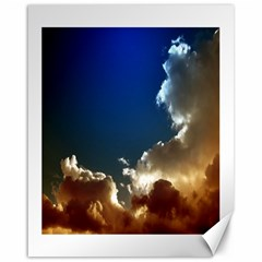 Cloudscape 16  X 20  Unframed Canvas Print