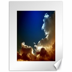 Cloudscape 18  X 24  Unframed Canvas Print