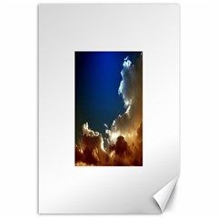 Cloudscape 24  x 36  Unframed Canvas Print