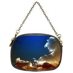 Cloudscape Twin-sided Evening Purse