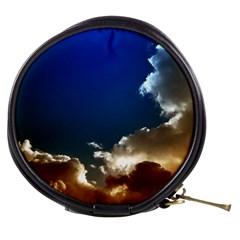 Cloudscape Mini Makeup Case