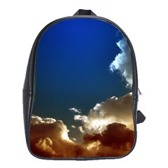 Cloudscape Large School Backpack