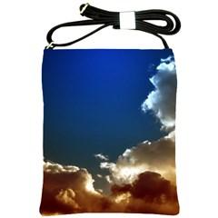 Cloudscape Cross Shoulder Sling Bag