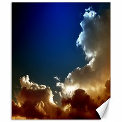 Cloudscape 8  x 10  Unframed Canvas Print