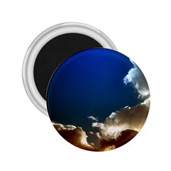 Cloudscape Regular Magnet (Round)