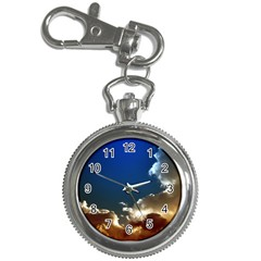 Cloudscape Key Chain & Watch