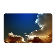 Cloudscape Large Sticker Magnet (rectangle)