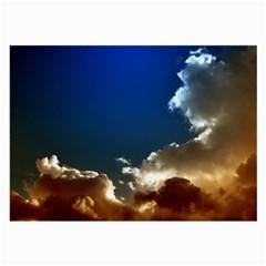 Cloudscape Twin-sided Handkerchief