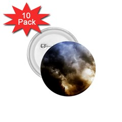 Cloudscape 10 Pack Small Button (round)