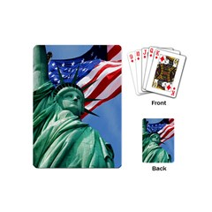 Statue of Liberty, New York Playing Cards (Mini)