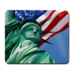 Statue of Liberty, New York Large Mouse Pad (Rectangle)