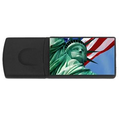 Statue of Liberty, New York 1Gb USB Flash Drive (Rectangle)
