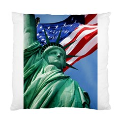 Statue of Liberty, New York Twin-sided Cushion Case