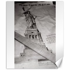 Statue of Liberty, New York 20  x 24  Unframed Canvas Print