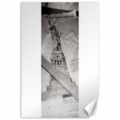 Statue of Liberty, New York 24  x 36  Unframed Canvas Print