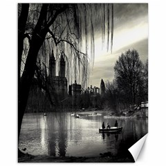 Central Park, New York 16  x 20  Unframed Canvas Print