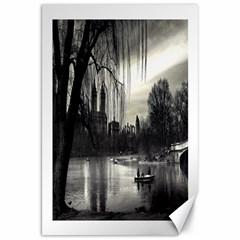 Central Park, New York 20  x 30  Unframed Canvas Print