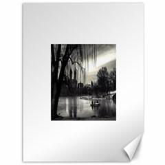 Central Park, New York 36  x 48  Unframed Canvas Print