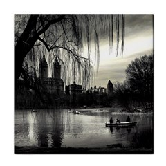 Central Park, New York Ceramic Tile
