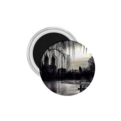 Central Park, New York Small Magnet (Round)