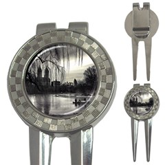 Central Park, New York Golf Pitchfork & Ball Marker