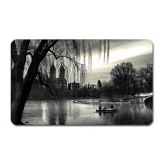 Central Park, New York Large Sticker Magnet (Rectangle)