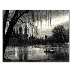Central Park, New York Jigsaw Puzzle (Rectangle)