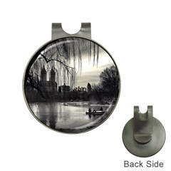 Central Park, New York Hat Clip with Golf Ball Marker