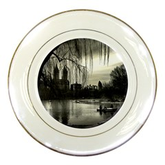Central Park, New York Porcelain Display Plate