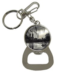 Central Park, New York Key Chain With Bottle Opener