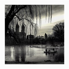 Central Park, New York Single-sided Large Glasses Cleaning Cloth