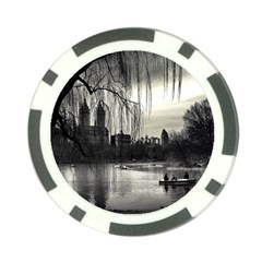 Central Park, New York Poker Chip
