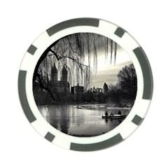 Central Park, New York 10 Pack Poker Chip