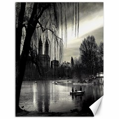 Central Park, New York 12  x 16  Unframed Canvas Print