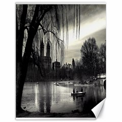 Central Park, New York 18  X 24  Unframed Canvas Print