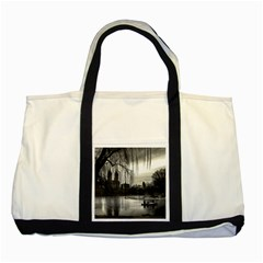 Central Park, New York Two Toned Tote Bag