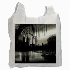 Central Park, New York Twin-sided Reusable Shopping Bag