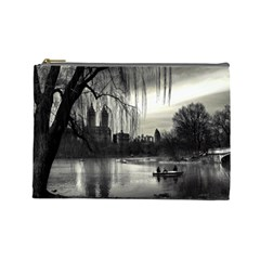 Central Park, New York Large Makeup Purse