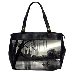 Central Park, New York Twin Sided Oversized Handbag