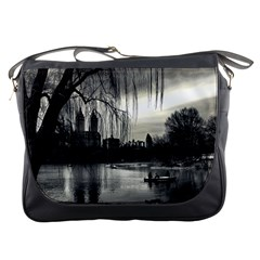 Central Park, New York Messenger Bag