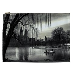 Central Park, New York Cosmetic Bag (XXL)