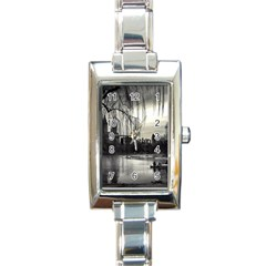 Central Park, New York Classic Elegant Ladies Watch (Rectangle)