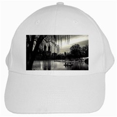 Central Park, New York White Baseball Cap