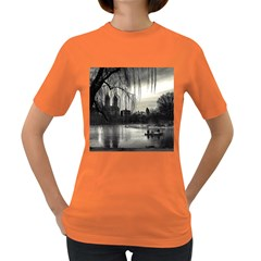Central Park, New York Dark Colored Womens'' T-shirt