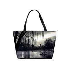 Central Park, New York Large Shoulder Bag