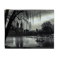 Central Park, New York Extra Large Makeup Purse