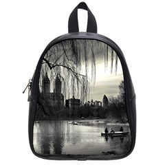 Central Park, New York Small School Backpack