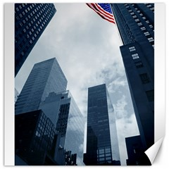 Skyscrapers, New York 20  x 20  Unframed Canvas Print