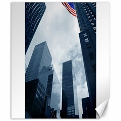 Skyscrapers, New York 20  x 24  Unframed Canvas Print