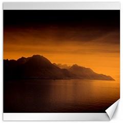 Waterscape, Switzerland 20  x 20  Unframed Canvas Print